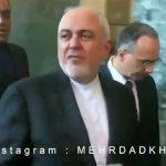 مجادله رضا عطاران با دکتر ظریف: یه جوری بگو ما هم بفهمیم!
