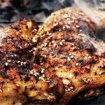 مرغ ذغالی خوشمزه + طرز تهیه مرغ ذغالی مجلسی